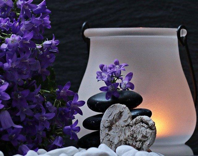 Wellness Steine Gleichgewicht
